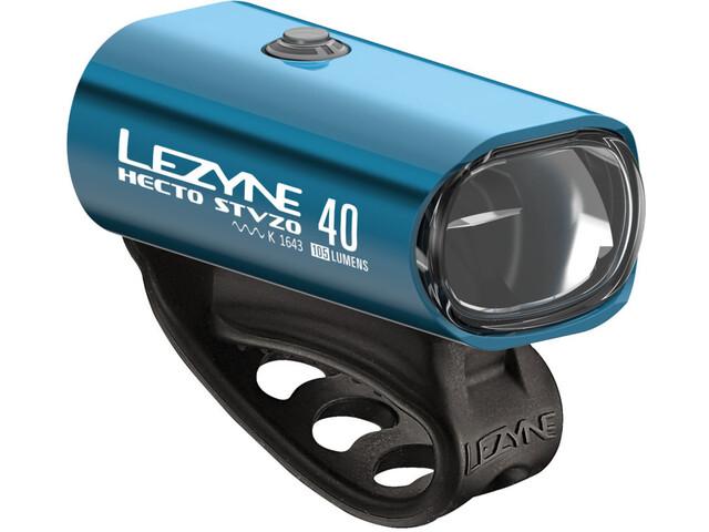 Lezyne LED Hecto Drive 40 LED Front Light blue